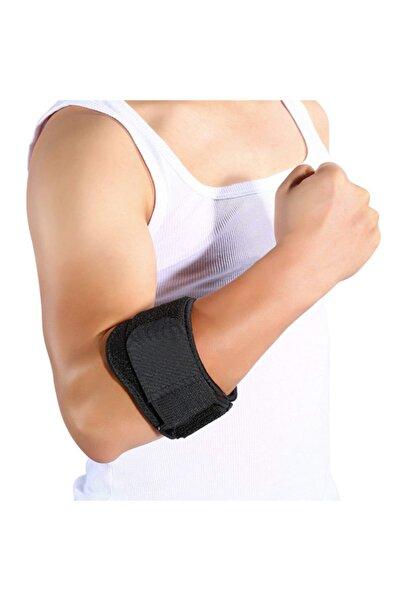 KOZMED Tenis Golf Basketbol Fitness Epikondilit Bandajı Ayarlanabilir Her Bedene Uygun Epikondilit Koruyucu