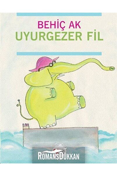 Can Yayınları Uyurgezer Fil - Behiç Ak 9789750707612