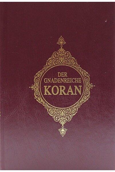 Türkiye Diyanet Vakfı Yayınları Der Gnadenreiche Koran Almanca Kur'an Kerim Meali