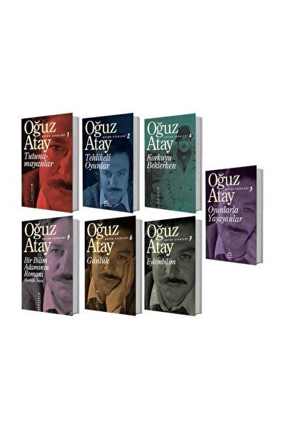 İletişim Yayınları Oğuz Atay 7 Kitap Set