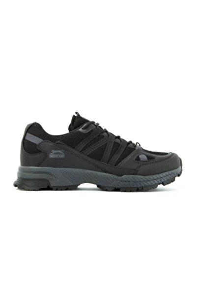 Slazenger Arasta Sneaker Unisex Ayakkabı Siyah Sa11re090