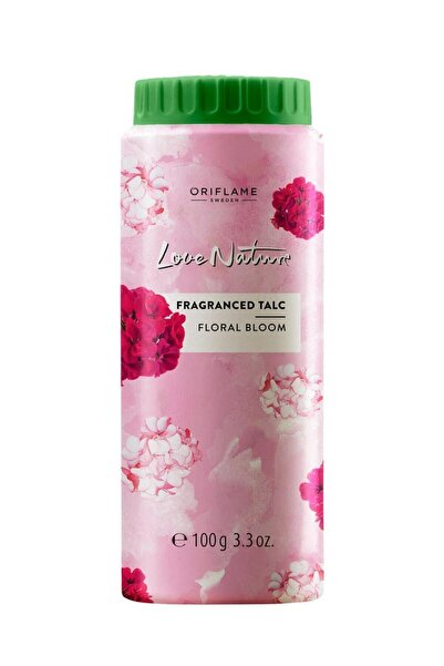 Oriflame Love Nature Floral Bloom Vücut Pudrası 100 Ml 9698574481997