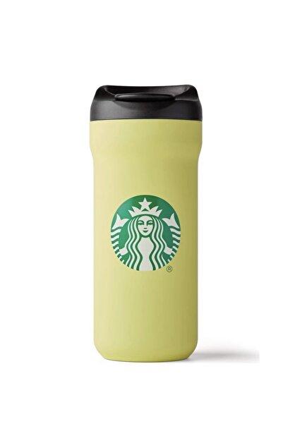 Starbucks Sarı Renkli Termos 355ml