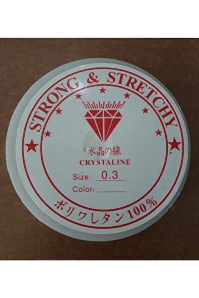 Strong Bemsa Şeffaf Misina 0,30 Mm. 1 Adet , 15-20 Metre 1 Adet