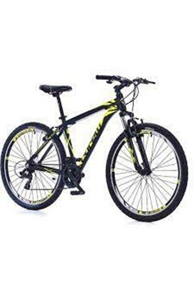 Corelli Snoop 3.0 Erkek Dağ Bisikleti V 382h 26 Jant 21 Vites Siyah Neon Sarı