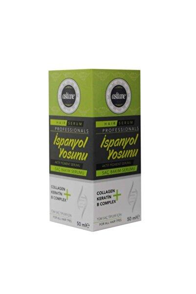 Asitane Ispanyol Yosunu Aktif Pigment Saç Bakım Serumu ( Hair Serum ) 50 Ml
