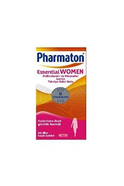 Pharmaton Essential Women Multivitamin Ve Mineral Içeren 30 Tablet