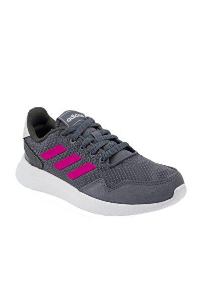 adidas WISH Koyu Gri kadin Sneaker Ayakkabı 100618277