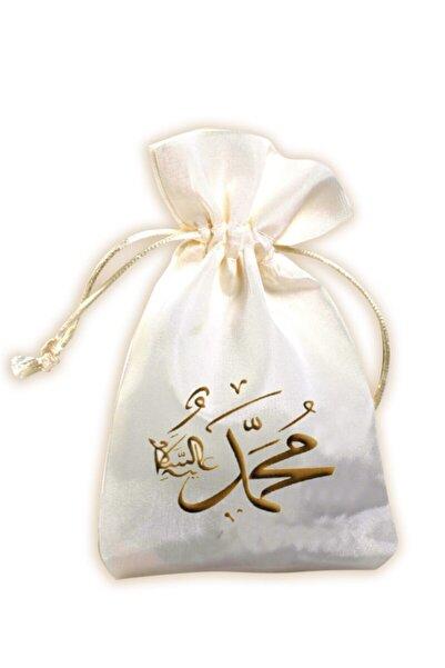 İhvan Muhammed Lafız Düz Baskılı Keseli 99'lu Tesbih-3156