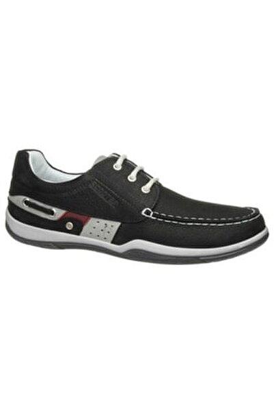 Deri Siyah Erkek Ayakkabı M2020NS