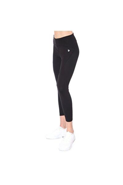 Sportive Kadın Siyah Günlük Stil Tayt 712104-syh