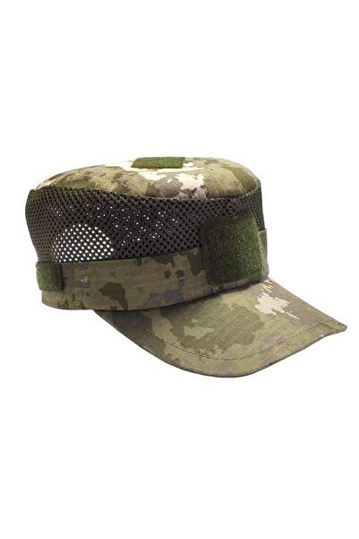 Seyhan Fileli Yeni Kamuflaj Şapka