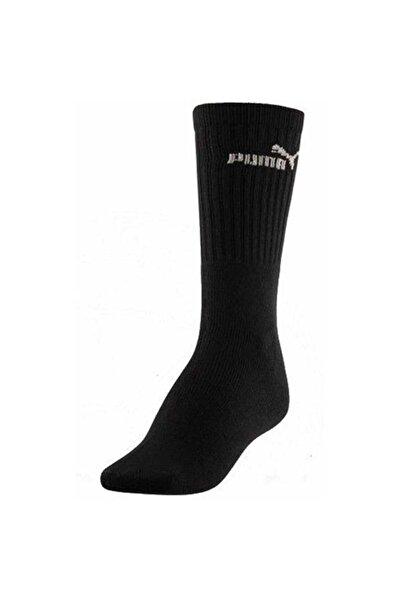 Puma SPORT Siyah Erkek Uzun Soket Çorap 100119020