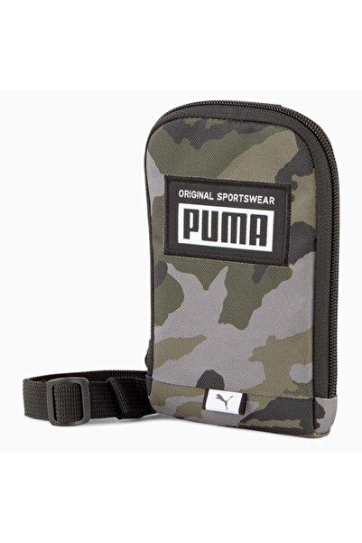 Puma Erkek Haki Bel Çantası Çok Renkli Academy