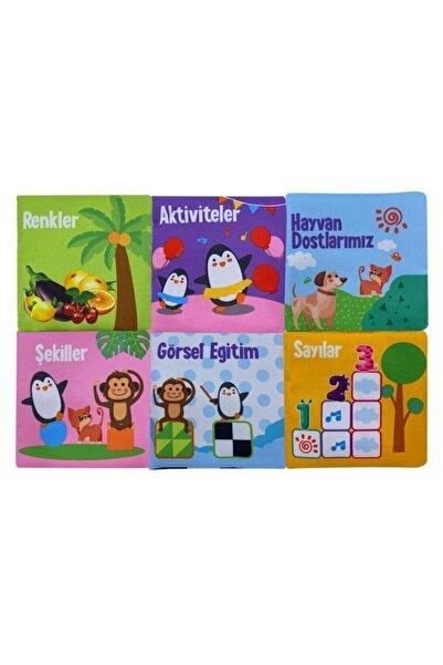 Birlik Oyuncak Birlik Bebeğimin Ilk Kitapçık Seti Bc666-lh0812