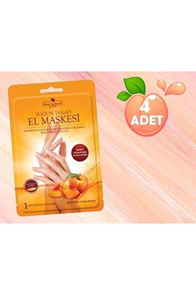 lili hobi ve eğitim dünyası Rituel De Beaute Yoğun Terapi El Bakım Maskesi 4 'lü Set
