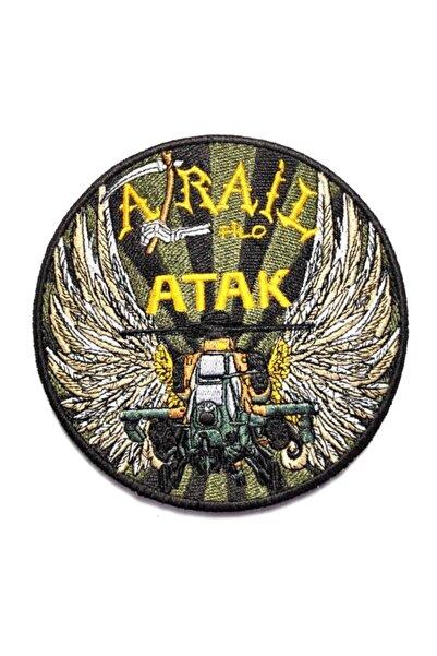 Seyhan Azrail Filo Peç - Arma - Askeri Patch