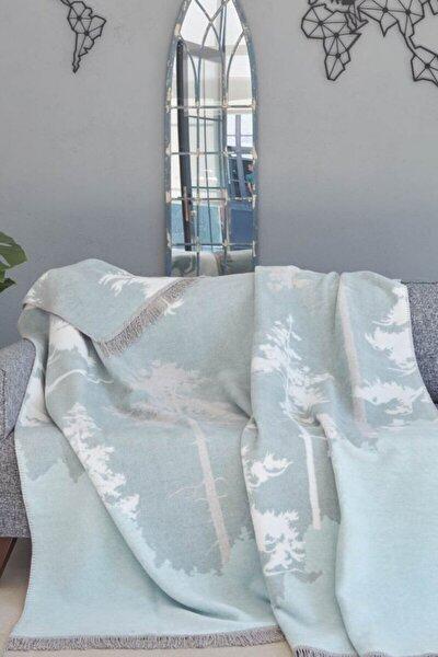 Özdilek Shade Tek Kişilik Pamuklu Battaniye 150x200
