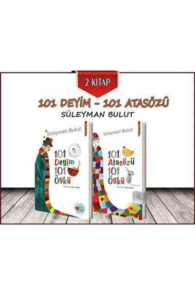 Can Çocuk Yayınları 101 Deyim - 101 Atasözü - Süleyman Bulut -