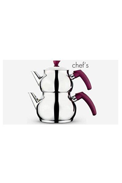 Chef's Mini Küre Çaydanlık