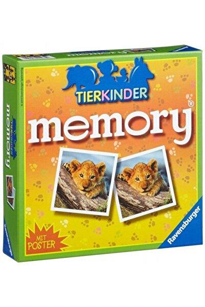 RAVENSBURGER Tierkinder-Memory-212750