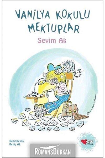 Can Çocuk Yayınları Vanilya Kokulu Mektuplar
