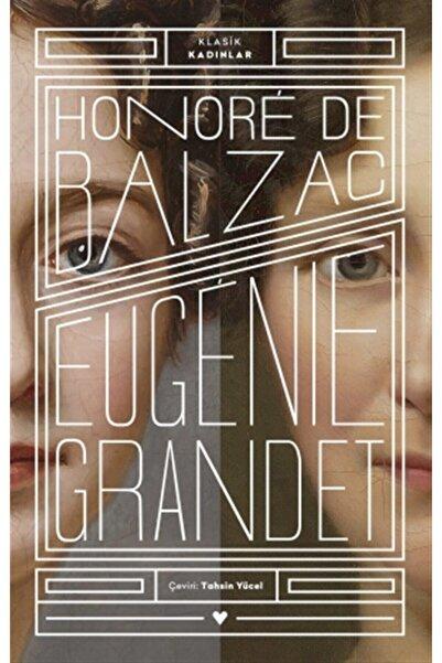 Güzem Can Yayınları Eugenie Grandet - Klasik Kadınlar - Honore De Balzac 9789750741784