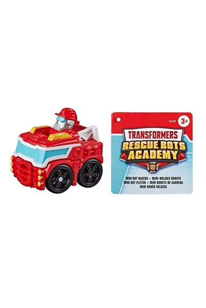 transformers Rescue Bots Mini Robot Yarışçılar