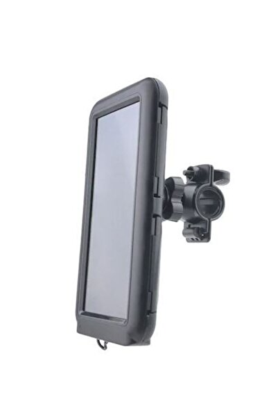 Prosev Suporte Motosiklet Telefon Tutucu Kapalı Model ( 4,7 - 6,8 Inches ) Ayna Baglantılı