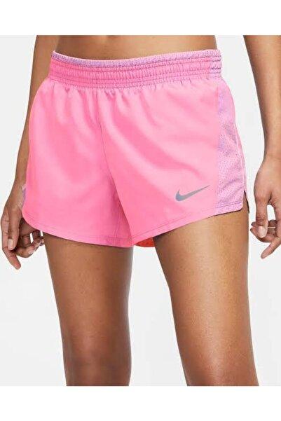 Nike Şort Pembe 10k Women's Running Shorts Kadın Koşu Şortu 895863-607