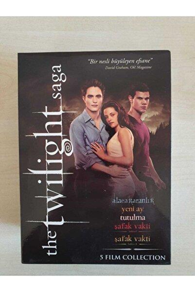 Fida Film Alacakaranlık 5'li Film Seti - The Twilight 5 Film Collection -dvd
