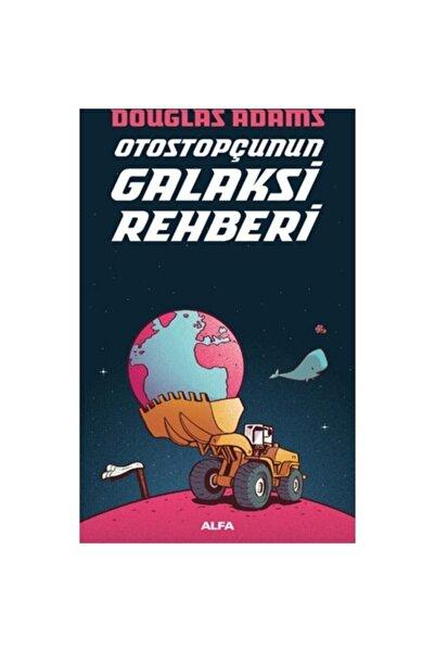 Alfa Yayınları Otostopçunun Galaksi Rehberi Douglas Adams