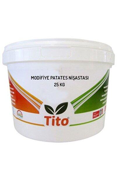 tito Modifiye Patates Nişastası Soğuk Proses E1450 25 kg