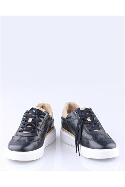 Buffalo El Yapımı Lacivert Casual Ayakkabı