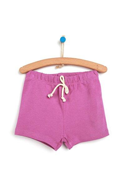 HelloBaby Basic Kız Bebek Şort