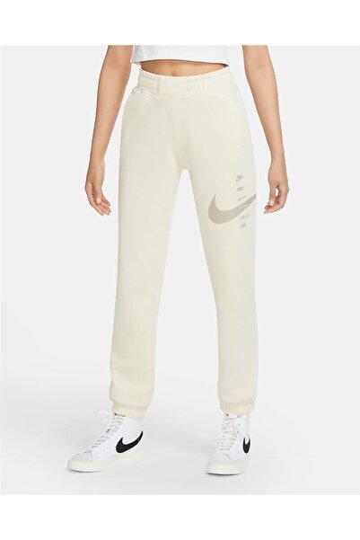Nike Cu5631 W Nsw Swsh Pant Flc Bb Kadın Eşofman Altı
