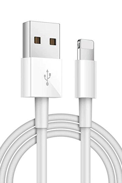 Mesear Iphone Ipad Mini Uyumlu Lightning Şarz Aleti Veri Data Aktarım Kablosu Hızlı Şarj Cihazı Kablosu