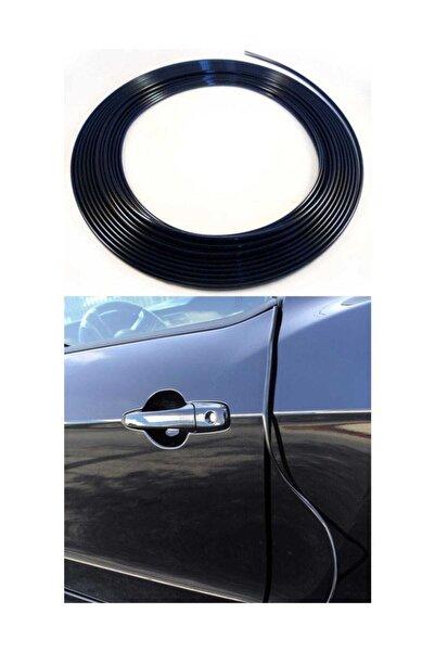 ModaCar 5 Mm U Tipi Siyah Geçmeli Kapı Bagaj Koruyucu Şerit 5 Metre 422247