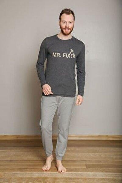 Mr Fixer Baba Pijama Takımı.baba Oğul Kombın Yapılabılır