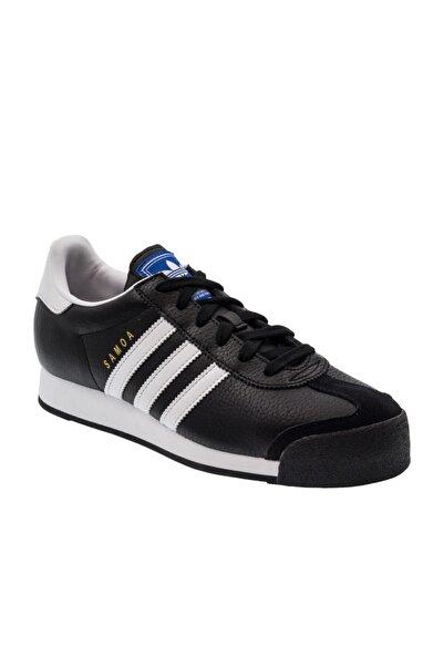 adidas Samoa Erkek Siyah Spor Ayakkabı
