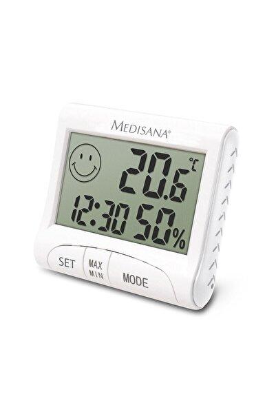 medisana Dijital Termometre Nem Ve Isı Ölçer ve Alarm Saat 60079