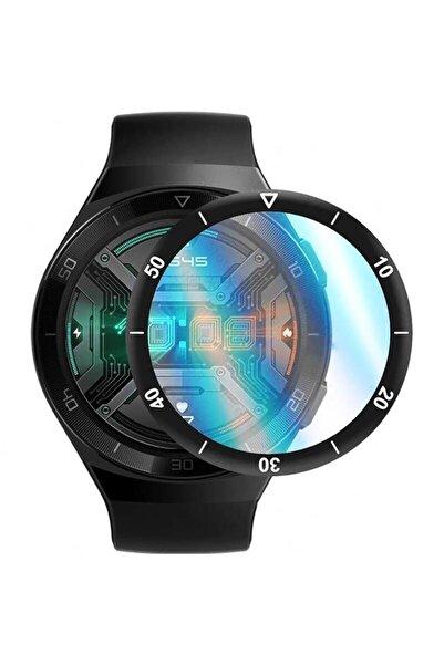 Cimricik Huawei Watch Gt 2e Ekran Koruyucu Nano Esnek Cam