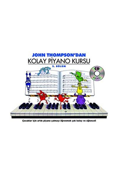 Porte Müzik Eğitim Merkezi John Thomson'dan Kolay Piyano Kursu 2. Bölüm