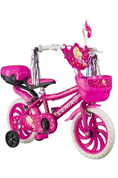 Cenix 15 Jant Kız Bisikleti Pembe 3-6 Yaş Bisiklet