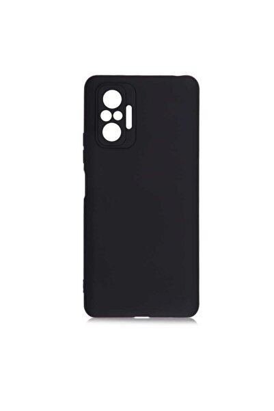 Xiaomi Cover Station Redmi Note 10 Pro Kılıf Klasik Mat Renkli Yumuşak Premier Soft Silikon Kılıf