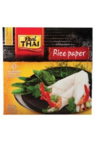 Real Thai Pirinç Yufkası (rice Paper) 22cm / 100gr