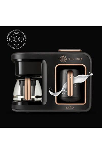 Karaca Hatır Plus Mod 5 In 1 Çay Ve Kahve Makinesi Black Copper