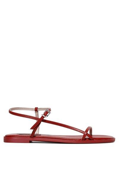 Nine West Melsa 1fx Kırmızı Kadın Sandalet