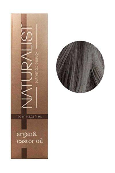 Naturalist Füme Gri Kalıcı Saç Boyası 60ml