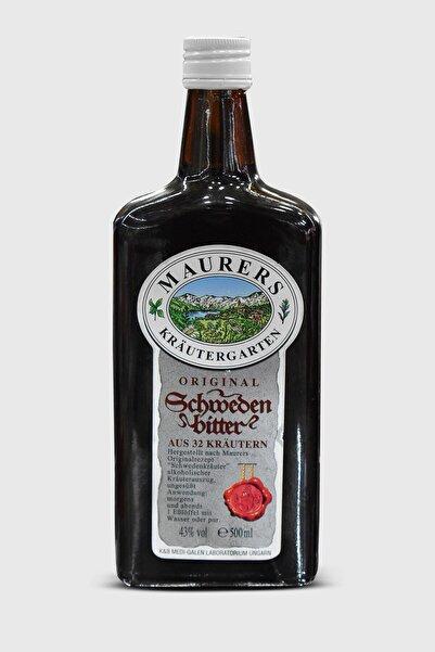 İnanç Baharat Isveç Şurubu 500 ml